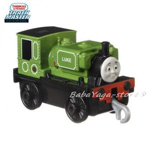 Fisher Price Влакче ЛЮК Thomas & Friends Luke от серията Push Along, GDJ58