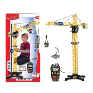 Dickie Гигантски кран с дистанционно управление, 100см., Giant Cable-Controlled Crane,203462411