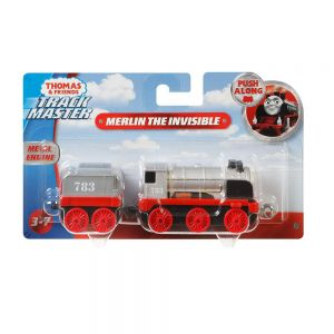 Fisher Price Влакче МЕРЛИН Thomas & Friends Merlin от серията Push Along, FXX26