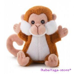 Trudi Stuffed Animal plush toy Monkey, Sweet Collection, 29597