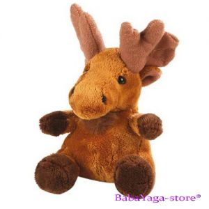 Plush toy mni Moose Itsy Bitsies Wild Republic, 80935