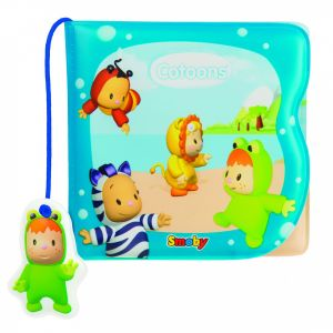 Bath baby book Smoby Cotoons, 7600110612