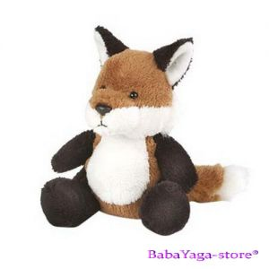 Plush toy mini Red Fox Itsy Bitsies  Wild Republic, 82908