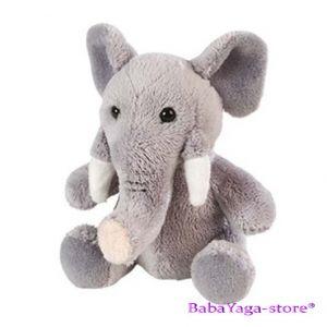 Plush toy mini Elephant Itsy Bitsies Wild Republic, 80930