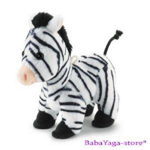 Trudi Stuffed Animal plush toy Zebra, Sweet Collection, 29438