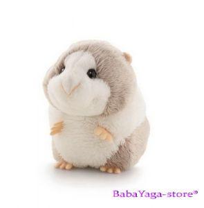 Trudi Stuffed Animal plush toy Hamster, Sweet Collection, 29587
