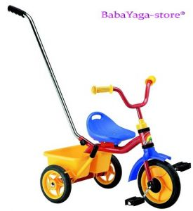 Tricycle ITALTRIKE Transporter Passenger, multycolor, 1040