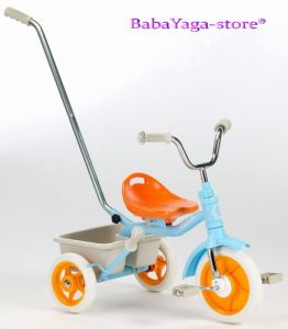 Tricycle ITALTRIKE Transporter Passenger, blue - 1040