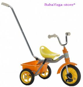 Tricycle ITALTRIKE Transporter Passenger Flower - 1040