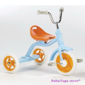 Tricycle ITALTRIKE Super Turing Classic, Blue 1010