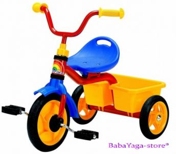 Tricycle ITALTRIKE Transporter Classic, 1020