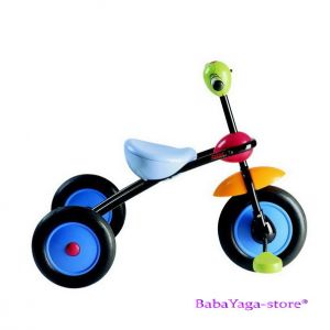 Триколка ITALTRIKE abc  TRICYCLE, 001abc
