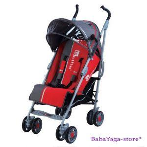 Детска количка JUNIORS G_Elit - червена
