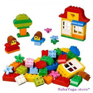 LEGO Конструктор DUPLO ЗАБАВЛЕНИЕ с тухлички