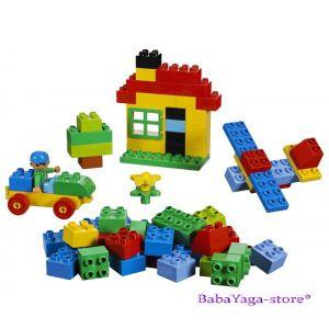 LEGO DUPLO Голяма кофа с блокчета СТРОЕЖ, 5506