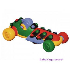 Mic-o-Mic Small racing car Bricks, 089178