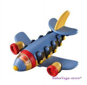 Mic-o-Mic Jet Plane Bricks, 089106
