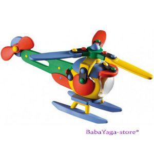 Mic-o-Mic Конструктор ХЕЛИКОПТЕР - chopper - 089006