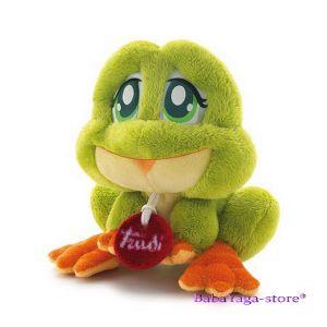 ЖАБЧЕ Плюшена играчка от серията Trueyes на Trudi - 52076