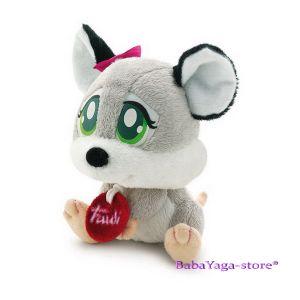 МИШЛЕ Плюшена играчка от серията Trueyes на Trudi - 52077