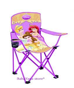 Столче сгъваемо PRINCESS за детска стая от фирма JOHN