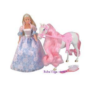 Simba КУКЛА Steffi Love - Принцеса с конче - 5734025
