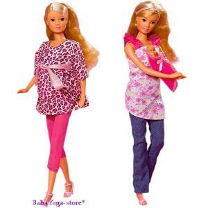 Simba Steffi Love Pregnant Doll, 105734000