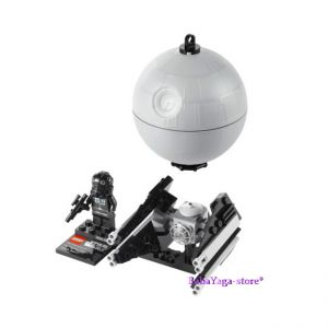 LEGO Конструктор Star Wars ИЗСТРЕБИТЕЛ ЗВЕЗДА НА СМЪРТТА - 9676