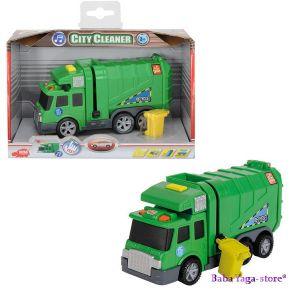 Dickie Боклукчийски камион Екшън Сирийс, 15см - 3413572