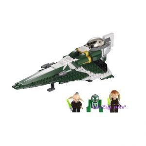 LEGO Конструктор Star Wars СИСИ ТИН ДЖЕДАЙСКИ ЗВЕЗДЕН РАЗРУШИТЕЛ - 9498