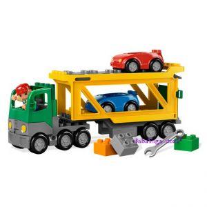 LEGO Конструктор DUPLO АВТОВОЗ - 5684