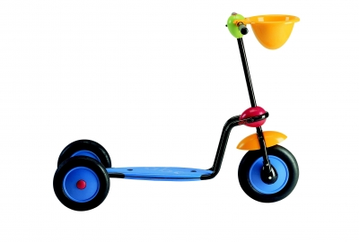 Scooter with box ABC Italtrike, 003