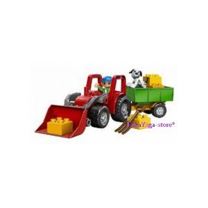 LEGO Конструктор DUPLO ГОЛЯМ ТРАКТОР - 5647