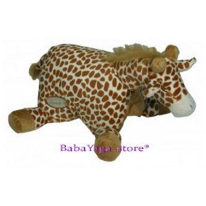 Декоративна Възглавница - плюшена играчка ЖИРАФ от CLOUD_B 7349