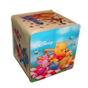 Меко кубче за баня с героите на Дисни Мечо ПУХ - Disney Bath cube Winnie The Pooh 04A