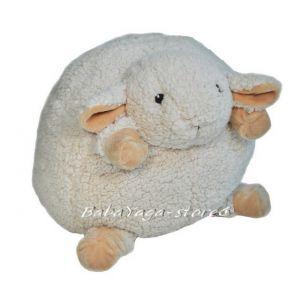 17301 Декоративна възглавница АГЪНЦЕ от CloudB, Sheep Pouf