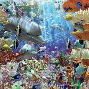 Ravensburger ПЪЗЕЛ за деца (3000ч.) Живот под вода - 170272