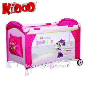 Кошарка за бебе на 2 нива с героите на Дисни МИНИ Маус - FRIENDS от KIDDO 4002