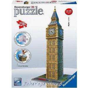 Ravensburger 3DPuzzle 12554 - Big Ben