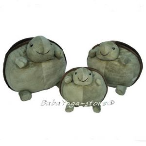 17321 Декоративна възглавница КОСТЕНУРКА от CloudB, Turtle Pouf