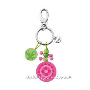 Ключодържател - дървено ЦВЕТЕ роз с марката Sevi - 82105