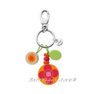 Ключодържател - дървено ЦВЕТЕ оранж с марката Sevi - 82107