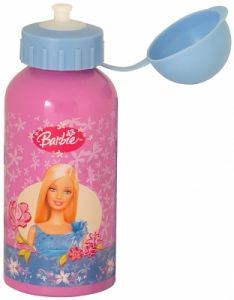 alloy bottle BMX Barbie, 803058