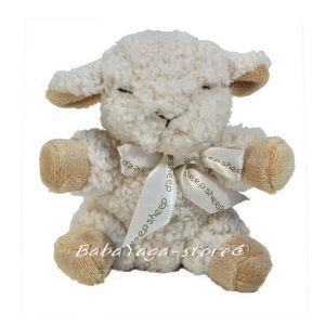 Дрънкалка плюшена АГЪНЦЕ Baby Rattle Sheep от CLOUD_B - 7301