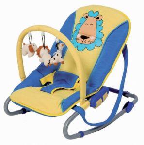 Шезлонг за бебе ЛИОН с марката JUNIORS - 6005