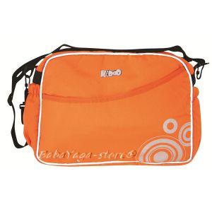 Чанта Mama Bag за детска количка от KIDDO в оранжев нюанс 2004 - 1