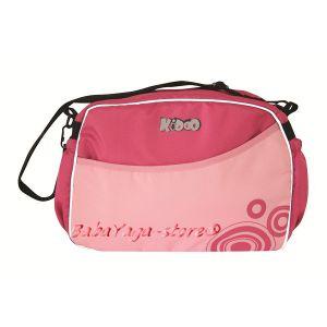 Чанта Mama Bag за детска количка от KIDDO в розов нюанс 2004 - 4
