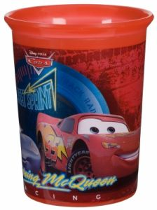 Cap with alloy foil Disney CARS Trudeau, 5193360
