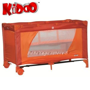 Playpen 2 Fun n Nap Kiddo, 4007 brown/orange