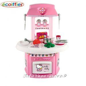 Екоафие Кухня с прибори Hello Kitty - 1704